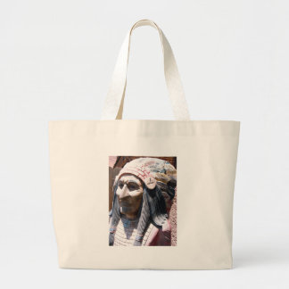 Calico Indian Jumbo Tote Bag