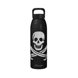 Calicó Jack de Jack Rackham Botellas De Agua Reutilizables