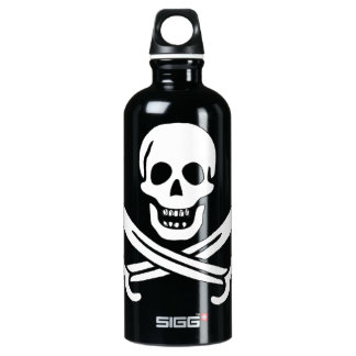 Calicó Jack de Jack Rackham Botella De Agua