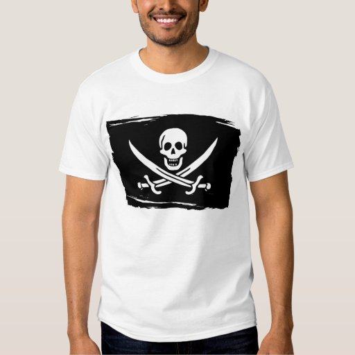 Calico Jack Flag T-Shirt