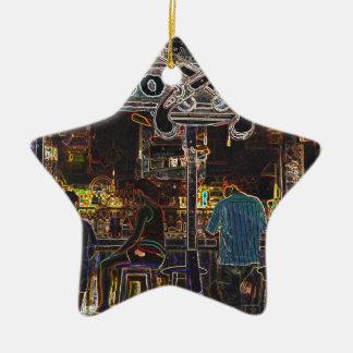 Calico Jacks Grand Cayman Island Ceramic Ornament