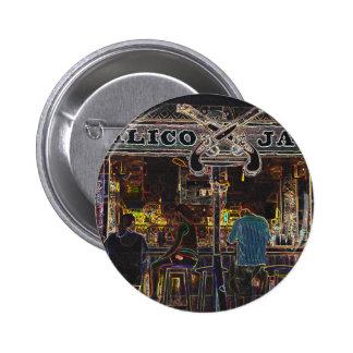 Calico Jacks Grand Cayman Island Pinback Button