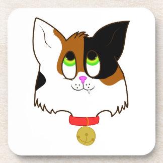 Calico Kitten Coasters