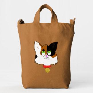 Calico Kitten Duck Bag
