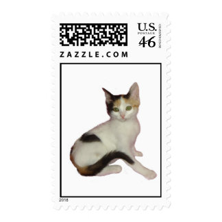 Calico Kitten Stamps