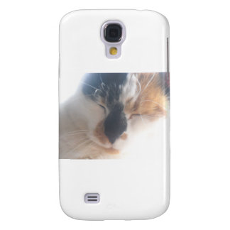 Calico kitty love! samsung galaxy s4 cover