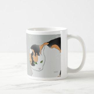 Calico Kitty Mug