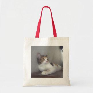 Calico Kitty Tote Bag