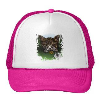 Calico Kitty Trucker Hat
