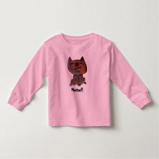 Calico, Meow Toddler T-shirt
