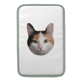 Calico Portrait Sleeve For MacBook Air
