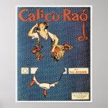 Calico Rag Poster