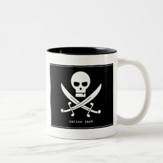 calicojack Two-Tone coffee mug