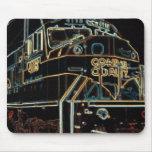 Calidad 1976 - 1999, SD-80MAC #4118 de Conrail Tapetes De Ratones