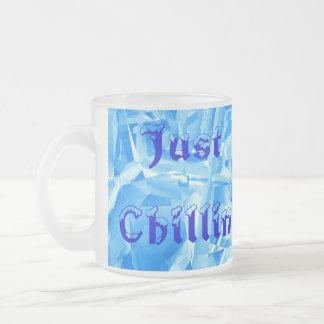 ¿Caliente Apenas taza helada Chillin