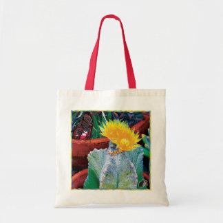 Caliente Cactus Tote Bag