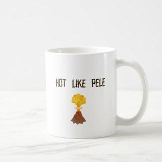 Caliente como Pele Taza De Café
