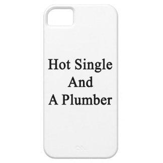 Caliente escoja y un fontanero iPhone 5 fundas