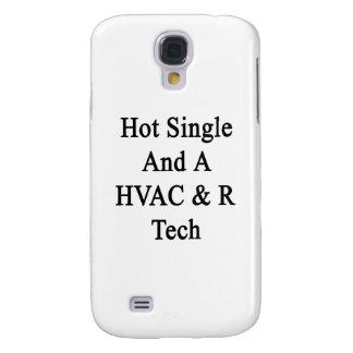 Caliente escoja y una tecnología de la HVAC R Funda Para Galaxy S4