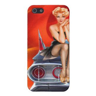 Caliente llameante iPhone 5 carcasas