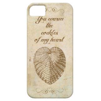 Caliente los berberechos de mi corazón funda para iPhone SE/5/5s