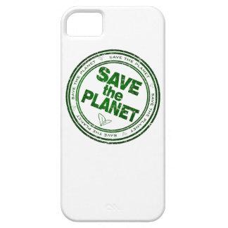 Calificado van las cajas verdes iPhone 5 carcasa