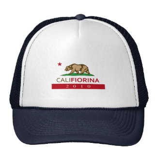 CALIFIORINA MESH HAT