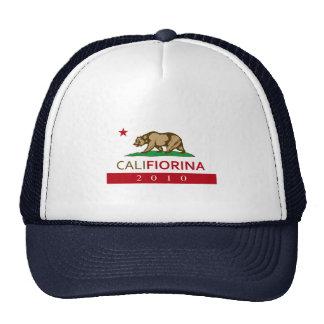 CALIFIORINA HATS