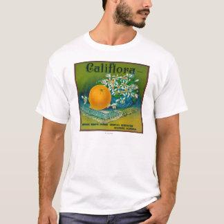 Califlora Orange LabelRiverside, CA T-Shirt
