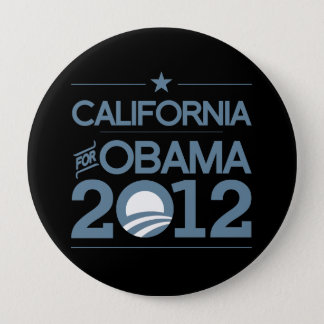 CALIFONIA FOR OBAMA 2012.png Button