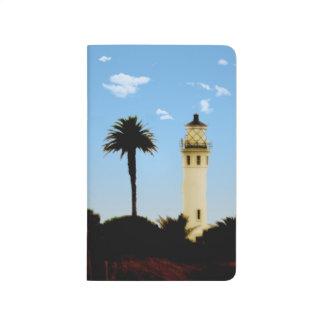 Californai Lighthouse & Palm Tree Journal