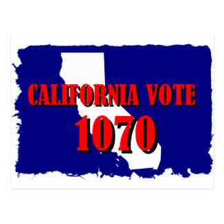 CALIFORNIA 1070 TARJETAS POSTALES