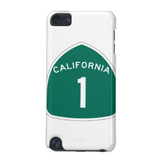 California 1 iPod touch 5G covers