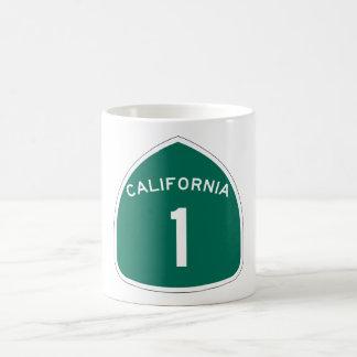 """California 1"" Coffee Mug"