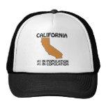 California - #1 en la población, #1 en la cópula gorro