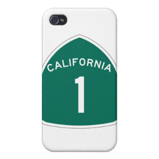 California 1 covers for iPhone 4