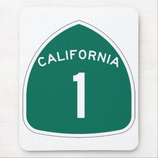 """""""California 1"""" Mouse Pad"""