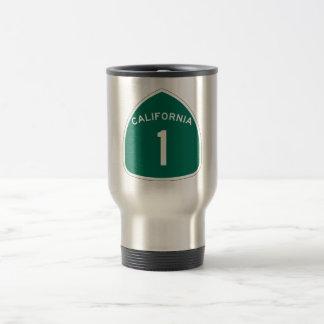 """California 1"" Travel Mug"