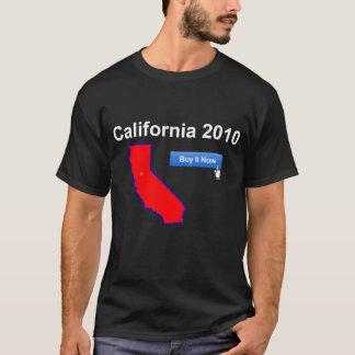 California 2010 Buy It Now Dark T-Shirt