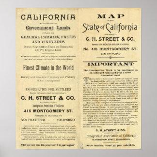 California 2 póster