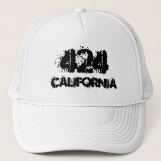 California 424 area code. Hat gift idea.