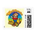 California 49er stamps stamp
