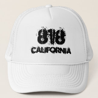 California 818 area code.  Hat gift idea.