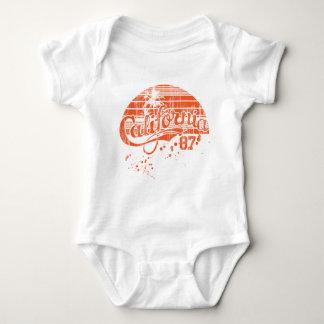 California 87 baby bodysuit