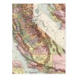 California 8 postales