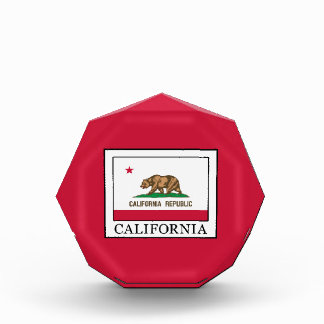 California Acrylic Award