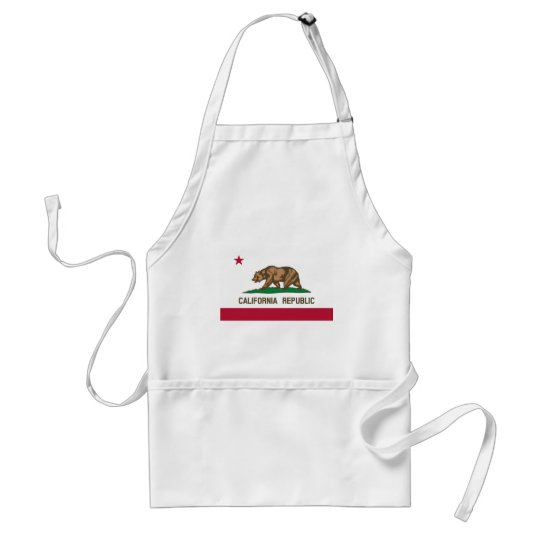 California Adult Apron