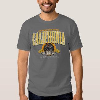 California Adventure Team Tshirts