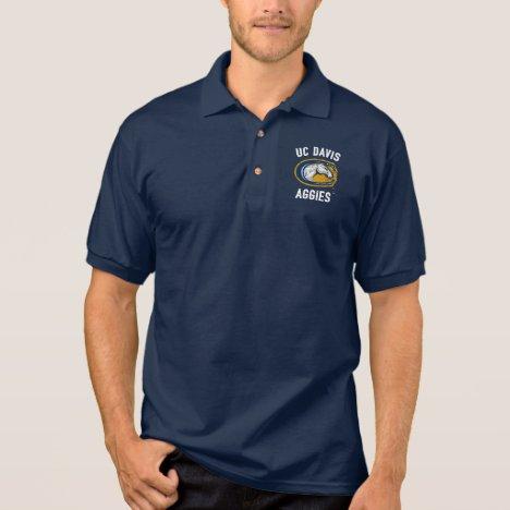 California Aggies Polo Shirt