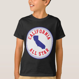 California All Star T-Shirt